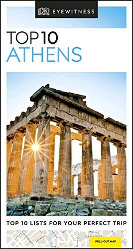 DK Eyewitness Top 10 Athens By DK Eyewitness