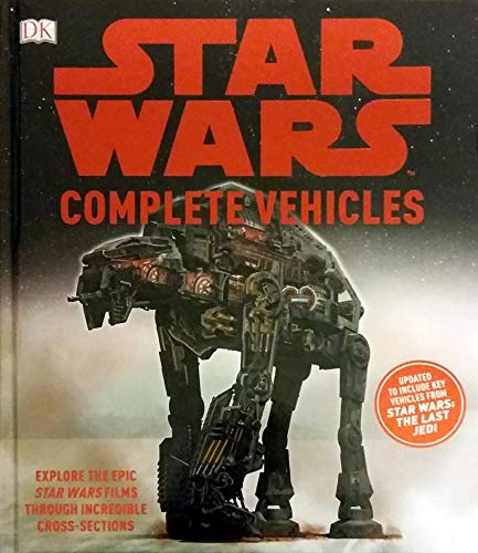 Star Wars Complete Vehicles - Updated Version By David West Reynolds