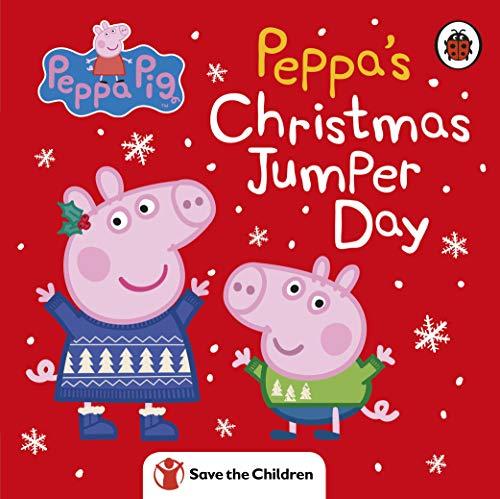 Peppa Pig: Peppa's Christmas Jumper Day By Peppa Pig