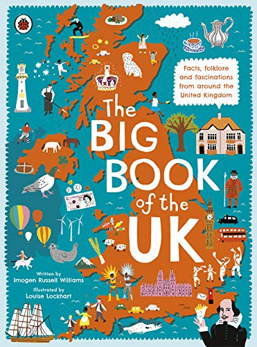 The Big Book of the UK By Imogen Russell Williams