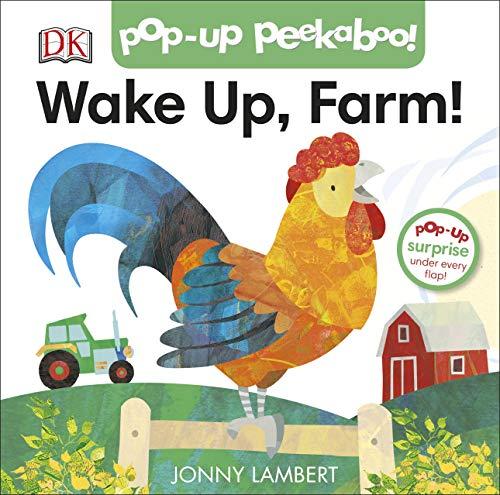 Jonny Lambert's Wake Up, Farm! (Pop-Up Peekaboo) By Jonny Lambert