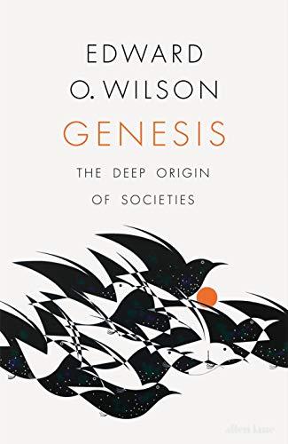 Genesis By Edward O. Wilson