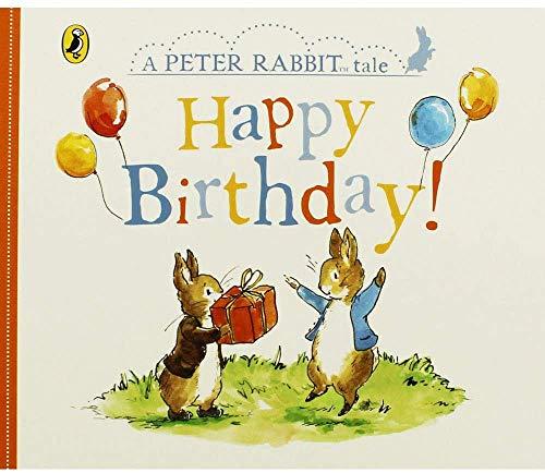 Happy Birthday - A Peter Rabbit Tale