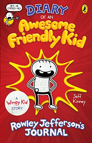Diary of an Awesome Friendly Kid von Jeff Kinney