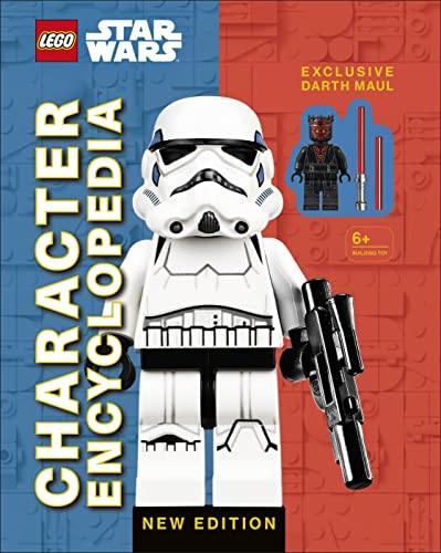 LEGO Star Wars Character Encyclopedia New Edition By Elizabeth Dowsett