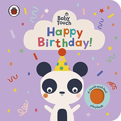Baby Touch: Happy Birthday! By LEMON RIBBON STUDIO