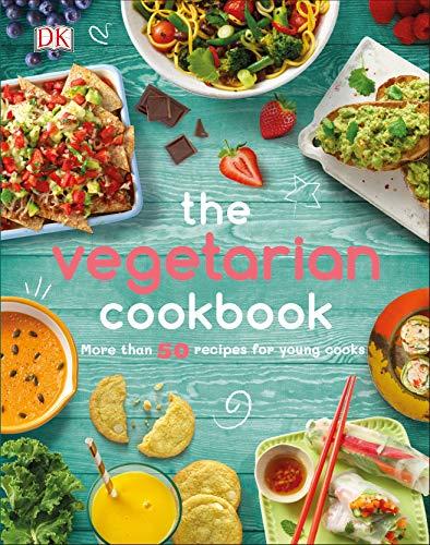 The Vegetarian Cookbook By DK