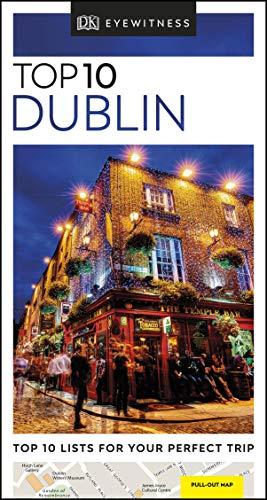 DK Eyewitness Top 10 Dublin By DK Publishing