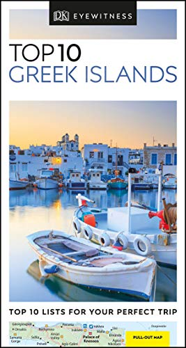 DK Eyewitness Top 10 Greek Islands By DK Travel
