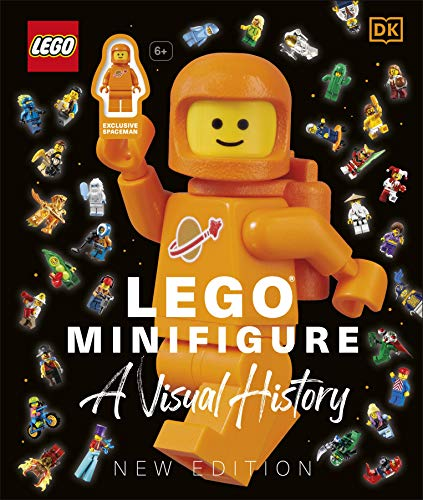 LEGO (R) Minifigure A Visual History New Edition By Gregory Farshtey