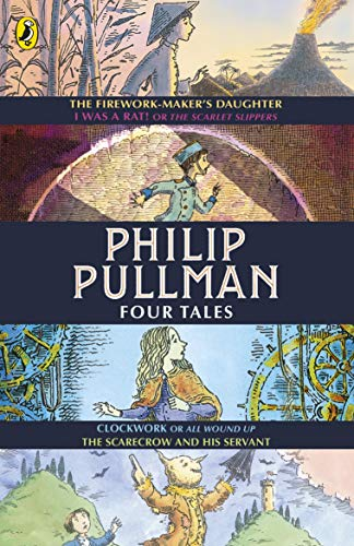 Four Tales By Philip Pullman