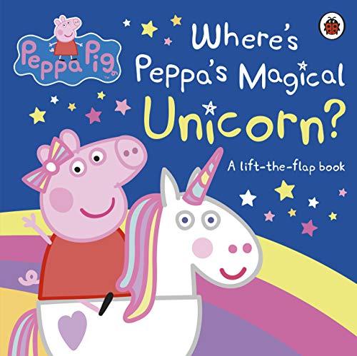 Peppa Pig: Where's Peppa's Magical Unicorn? By Peppa Pig