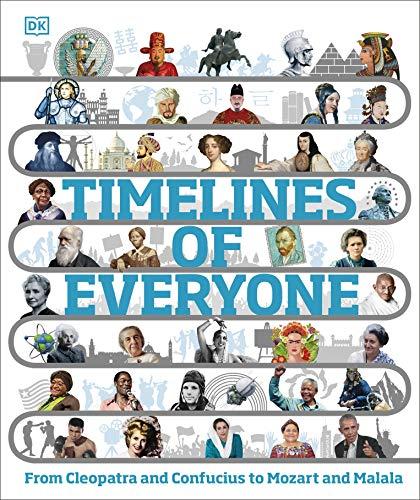 Timelines of Everyone By DK