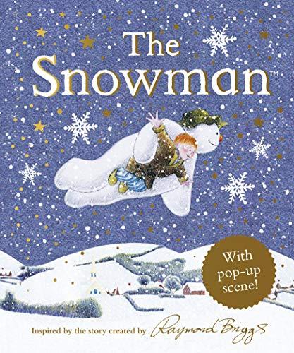 The Snowman Pop-Up von Raymond Briggs