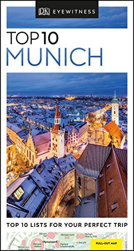 DK Eyewitness Top 10 Munich By DK Eyewitness