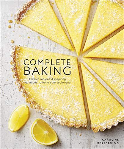 Complete Baking By Caroline Bretherton