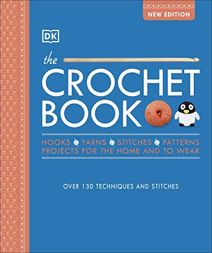 The Crochet Book By DK