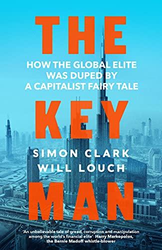The Key Man By Simon Clark
