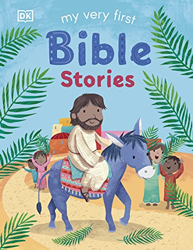 My Very First Bible Stories By DK