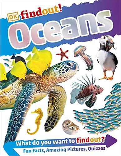DKfindout! Oceans By DK