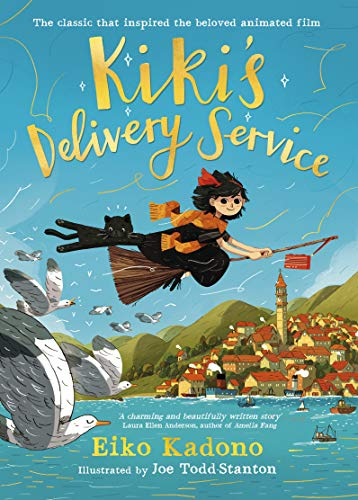 Kiki's Delivery Service By Eiko Kadono