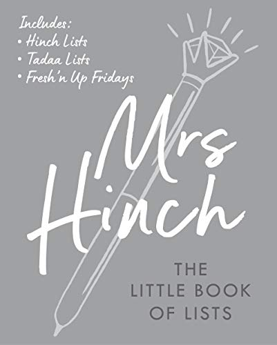 Mrs Hinch: The Little Book of Lists By Mrs Hinch