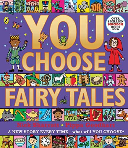You Choose Fairy Tales By Nick Sharratt