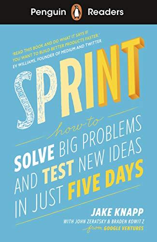 Penguin Readers Level 6: Sprint (ELT Graded Reader) By Jake Knapp