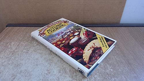Book of Autumn Cooking By Kathie Webber