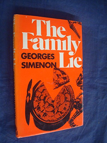 Family Lie By Georges Simenon