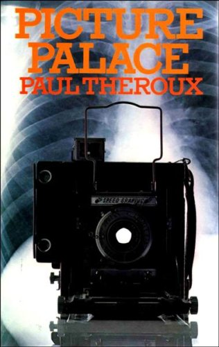 Picture Palace by Theroux, Paul Hardback Book The Cheap Fast Free Post
