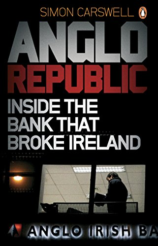 Anglo Republic By Simon Carswell