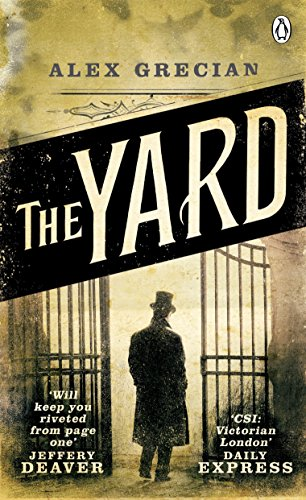 The Yard: Book 1 by Alex Grecian