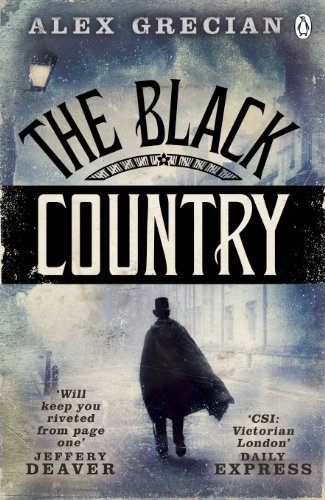 The Black Country: Scotland Yard Murder Squad: Book 2 by Alex Grecian