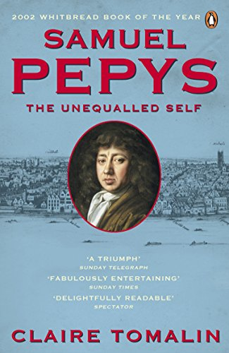 Samuel Pepys By Claire Tomalin