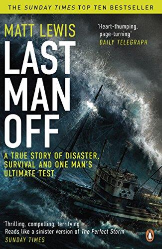 Last Man Off By Matt Lewis