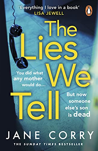 The Lies We Tell By Jane Corry