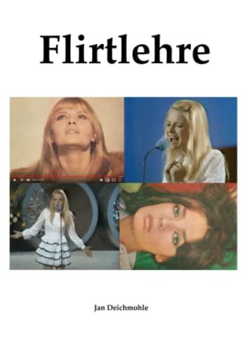 Flirtlehre - Farbdruck By Jan Deichmohle