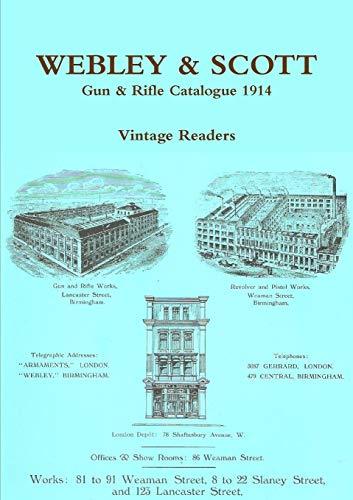 Webley & Scott 1914 Gun & Rifle Wholesale Catalogue By Vintage Readers
