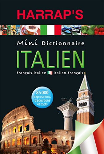 Harrap's Dictionnaire Mini Italien: Francais-italien / Italien-francais