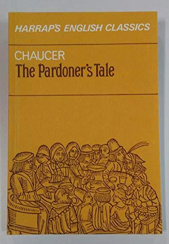 The pardoner's tale (Harrap's English classics) By Geoffrey Chaucer