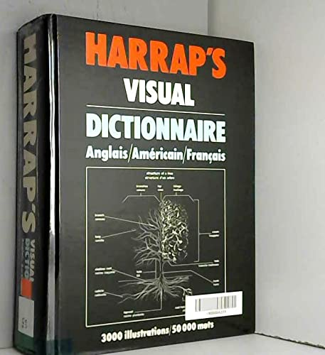 Harrap's Visual French-English Dictionary By Edited by Jean-Claude Corbeil