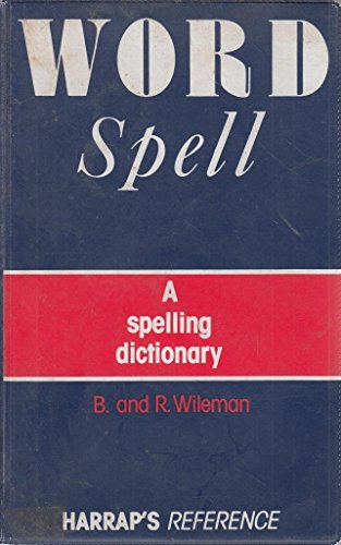 Word Spell By Bud Wileman