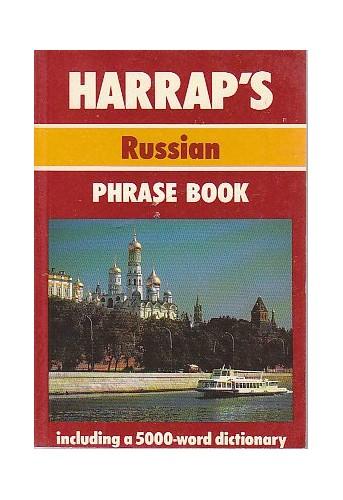 Harrap's Russian Phrase Book