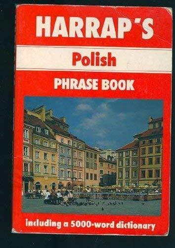 Harrap's Polish Phrase Book By Lexus   Used - Very Good   9780245602641   World of Books