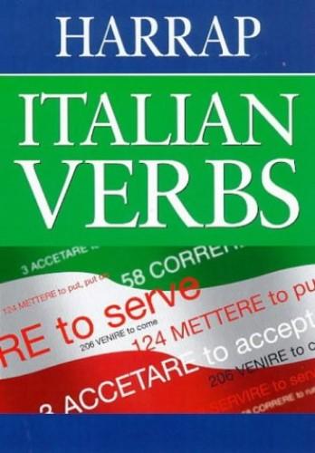 Harrap Italian Verbs By Lexus