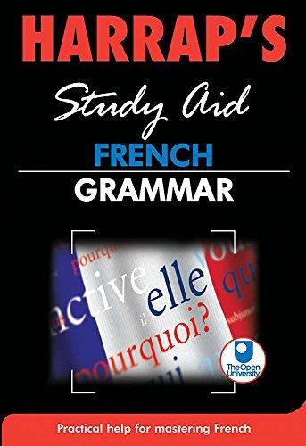 Harraps French Grammar (Harrap's French Study Aids) by Unknown Author