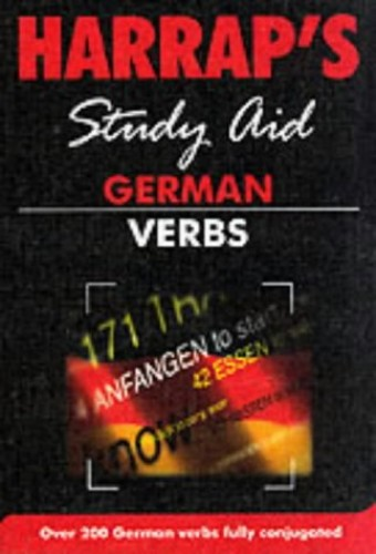 German Verbs (New Edition) (PB) By Harrap