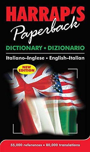 Italian Paperback Dictionary (PB) By Listed