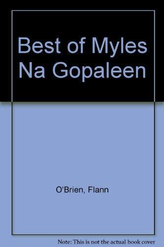 Best of Myles Na Gopaleen By Flann O'Brien